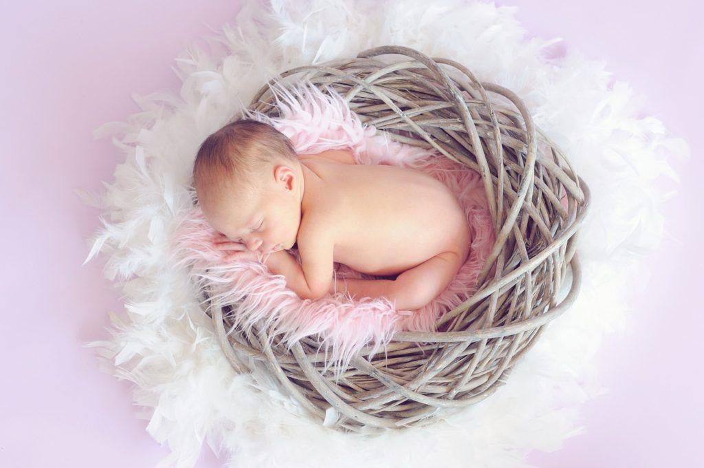 Bräuche zur Geburt