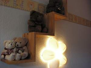 Kinderzimmer beleuchten