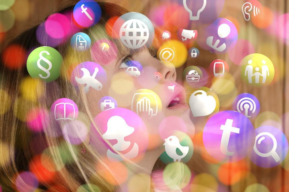 Soziale Netzwerke und Kinder