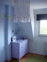 Fussboden für Kinderzimmer