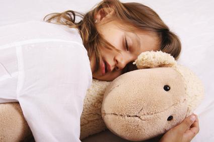 Kinder schlaflos