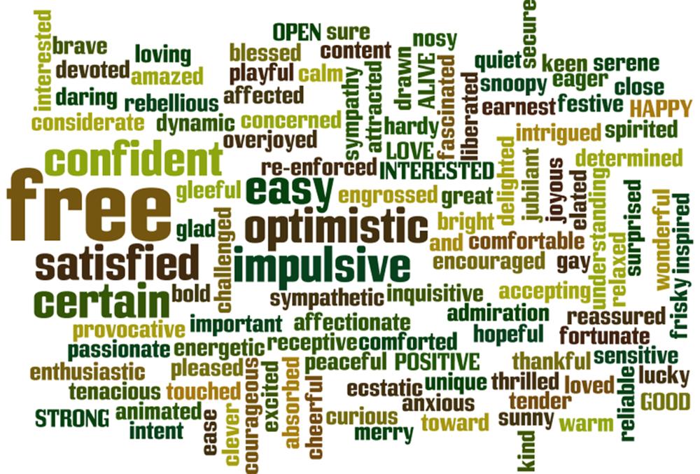 optimistische Kinder