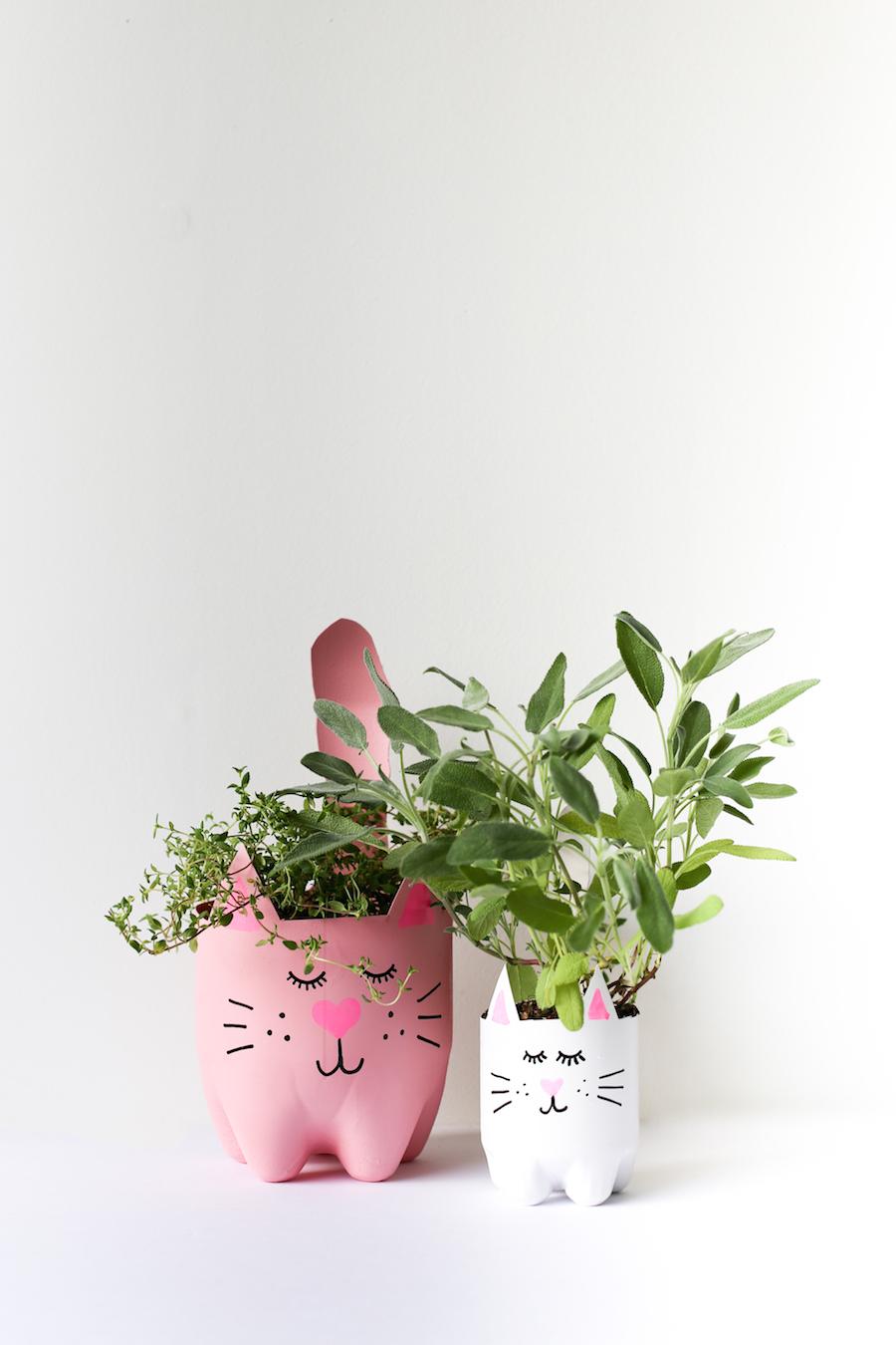 Basteln mit Blumentöpfen