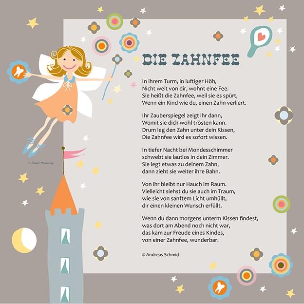 Zahnfee Gedicht