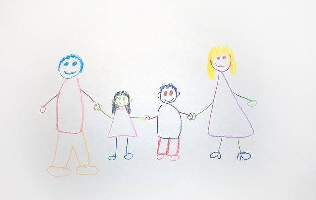 family-429166_640 malen mit kindern