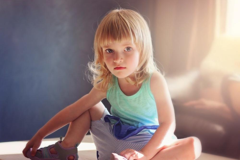 Kind Ist Einzelgänger