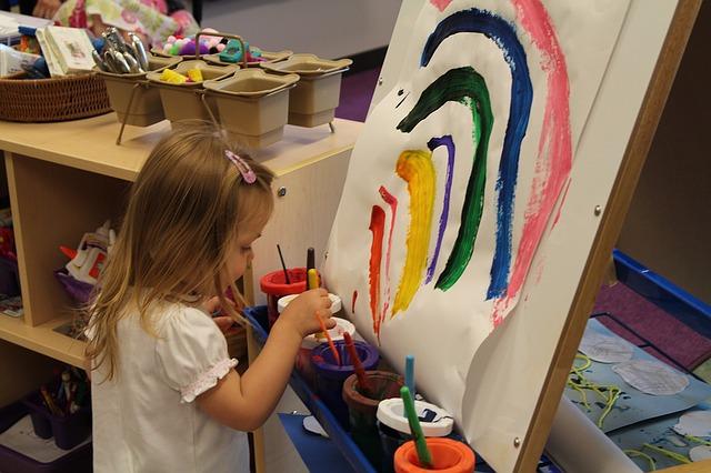 rainbow-1140420_640 malen mit kindern