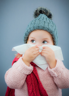 kind krank Pflanzliche Antibiotika
