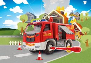 Revell fire truck