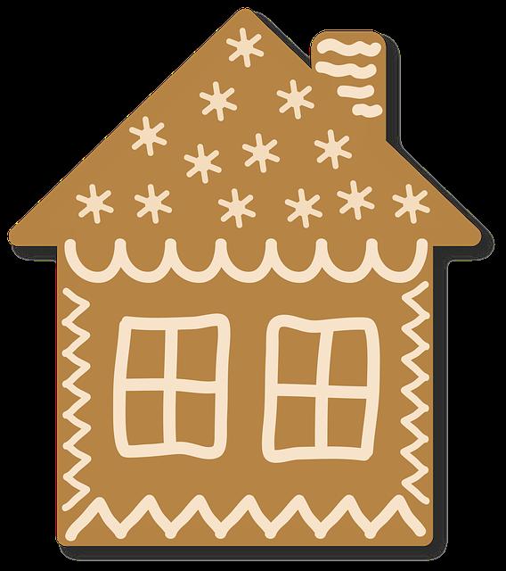 Kinderverse zur Weihnachtszeit, gingerbread-1819596_640