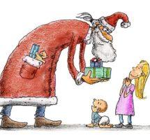 Kinderverse zur Weihnachtszeit