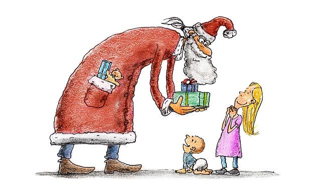 Kinderverse zur Weihnachtszeit, nicholas-1693809_640
