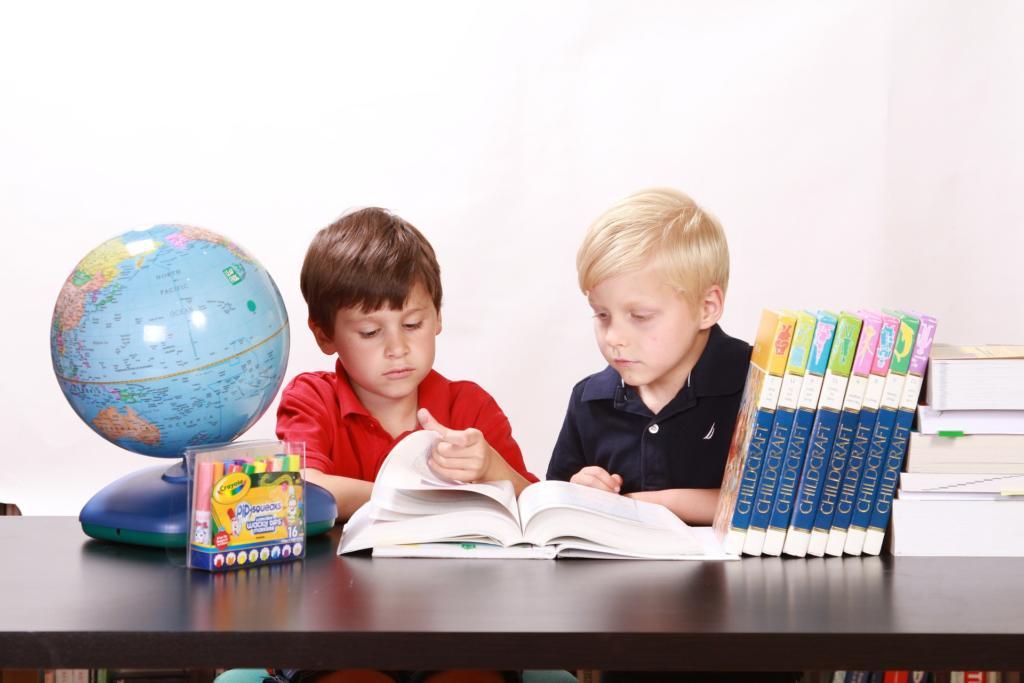 Zweisprachige Kinder