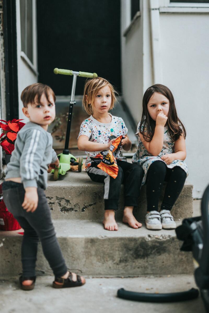 Streit unter Geschwistern – 3 Kinder 2