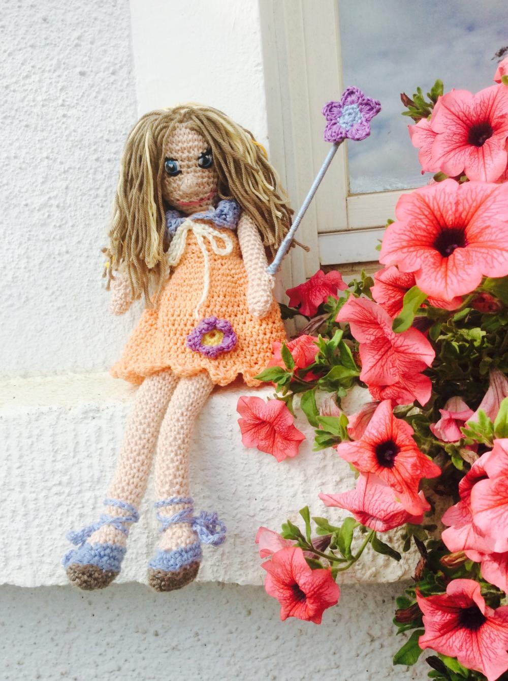 Amigurumi häkeln, Foto: MVS