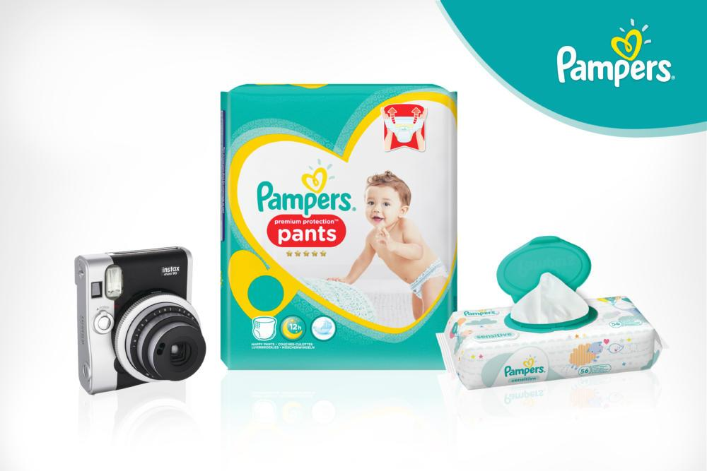 Pampers Protection Pants