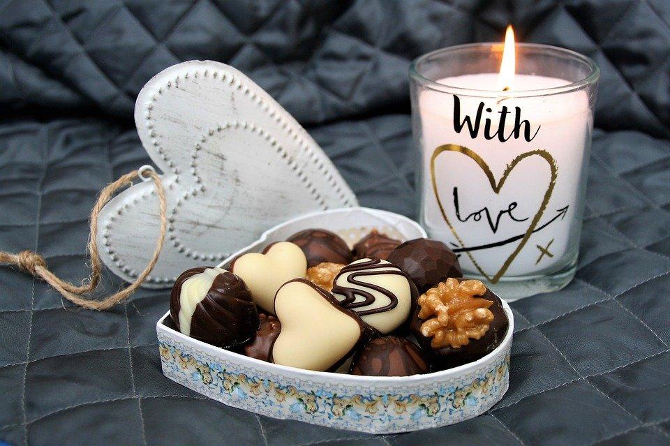 Muttertag - Schokolade