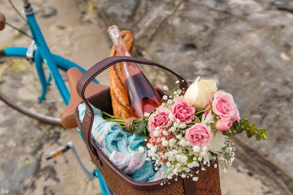 Muttertag - Fahrrad