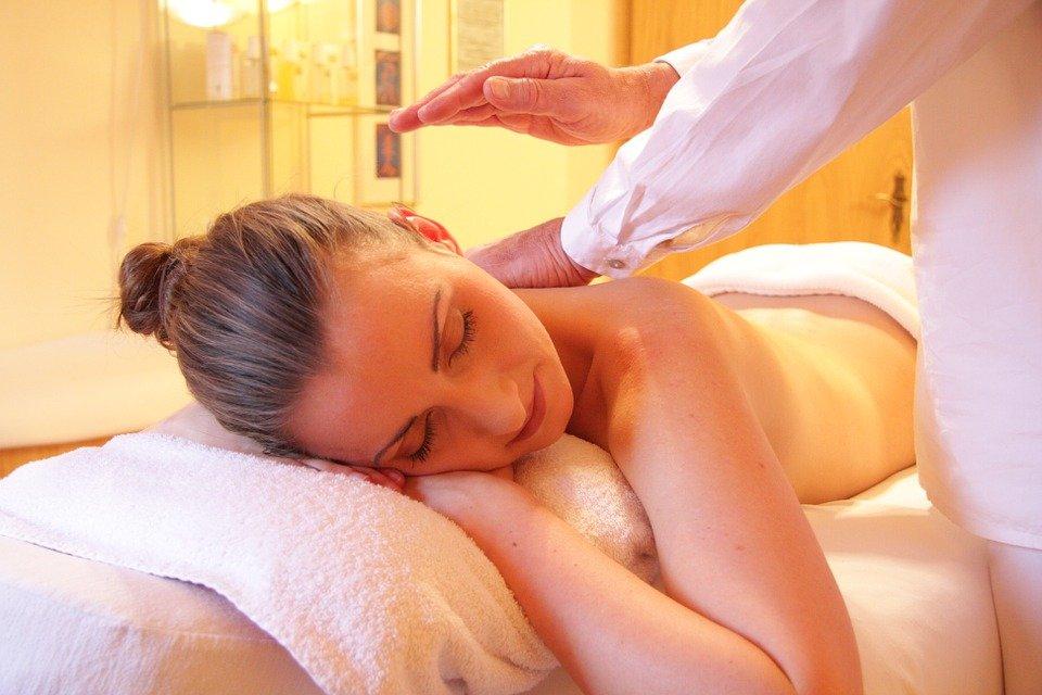 Muttertag - Massage