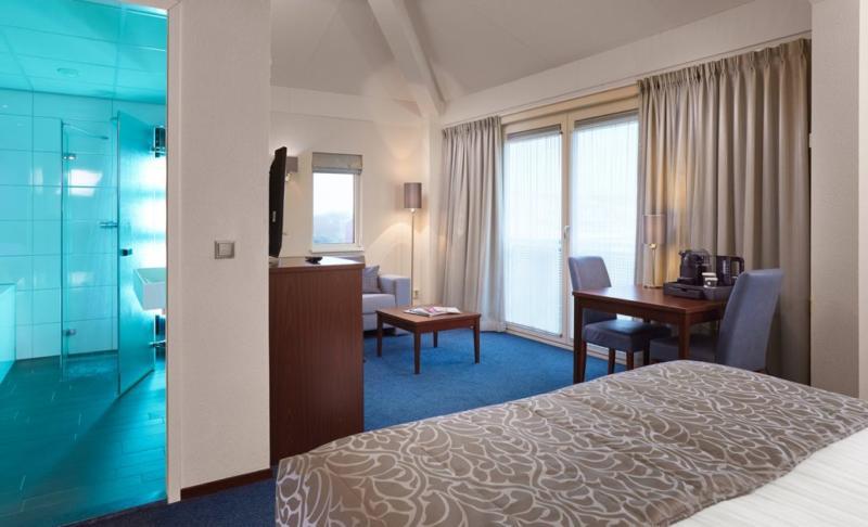 Hotel Greenside – Superior Wellness Zimmer