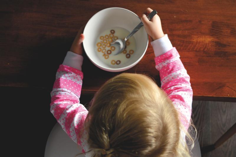 optimale Ernährung für Kinder