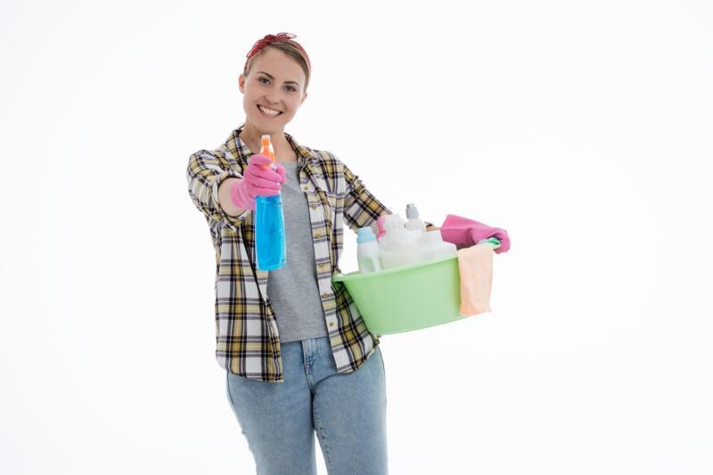 Renigen und Desinfizieren mit natürlichen Mitteln