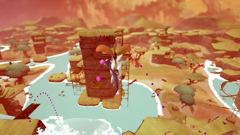 Gigantosaurus das Spiel, Screenshot