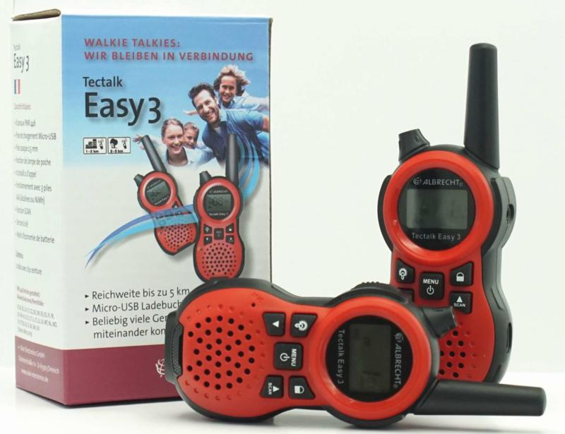 Albrecht Tectalk Easy 3