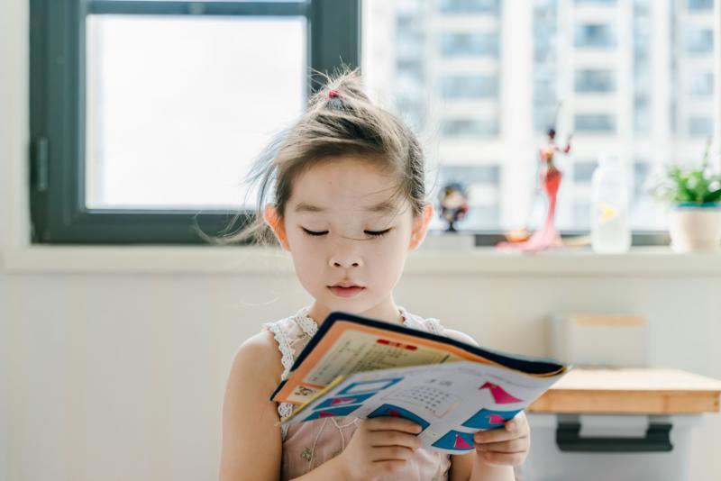 Das erste Schuljahr: Lesen lernen gehört dazu.