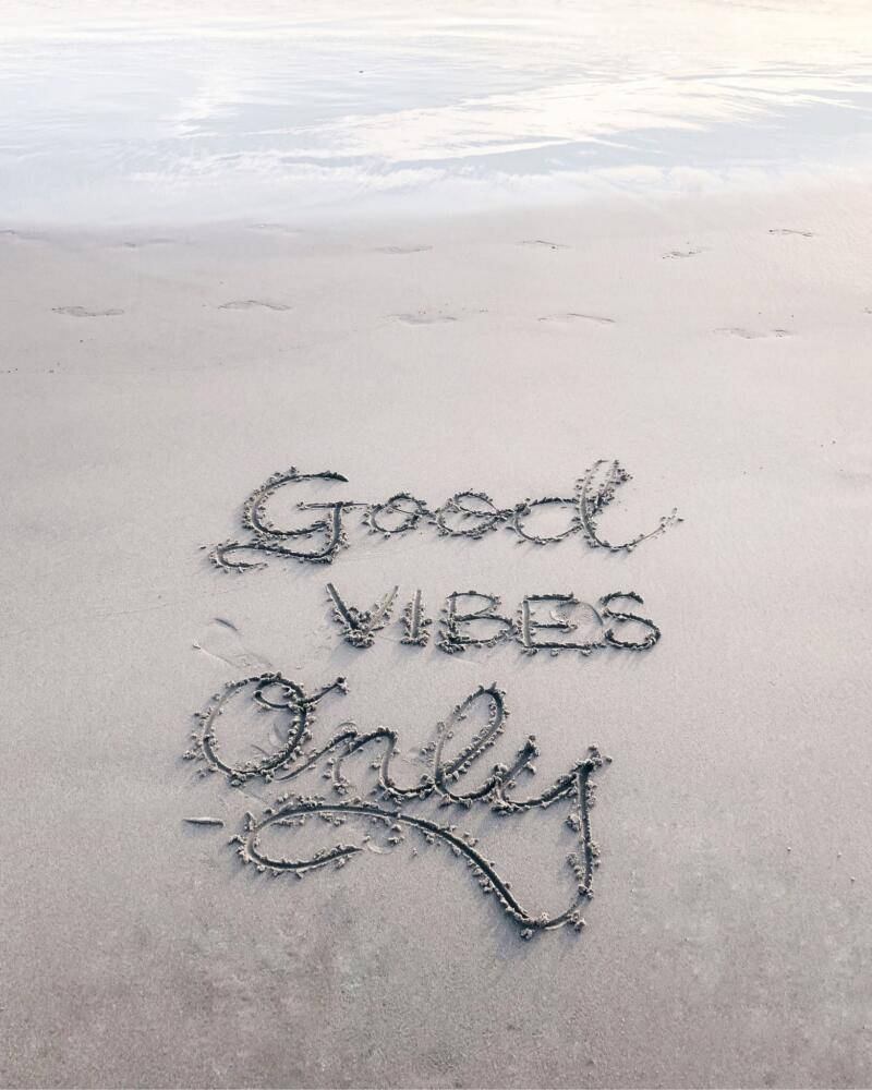 Good vives only