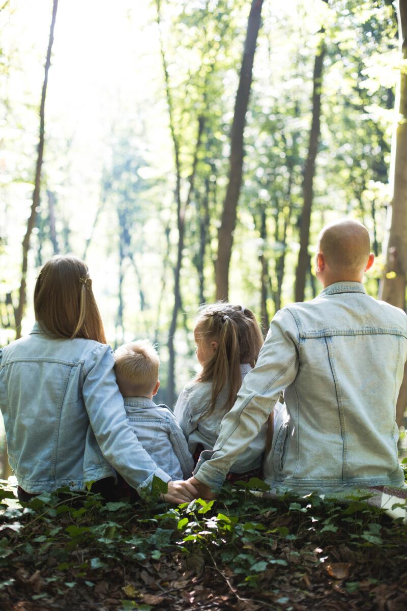 Grundeinkommen ermöglicht mehr Zeit für die Familie