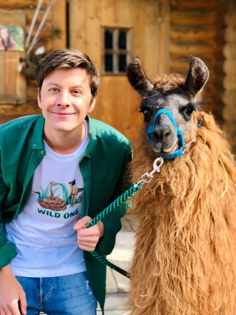 Tierduell Staffel 2 _ Jojo mit Lama