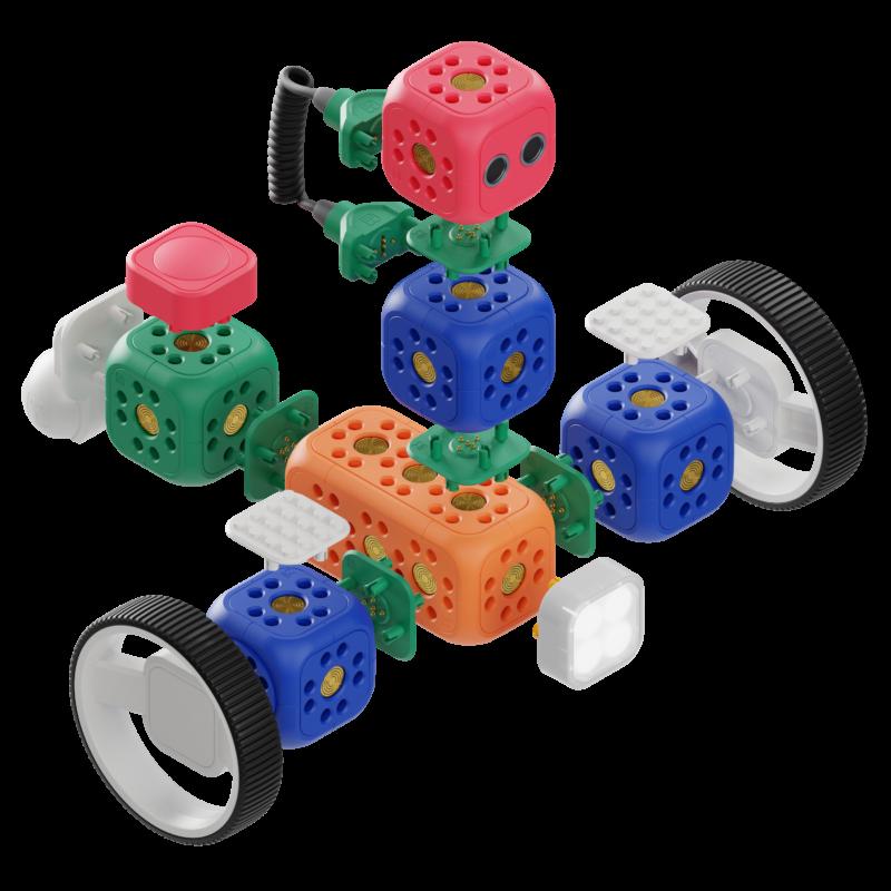 Roboter Fahrzeug von Robo Wunderkins
