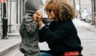 Klare Kommunikation – Mutter und Kind