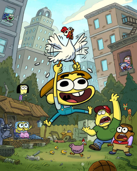 BIG CITY GREENS - Disney_Screen_1