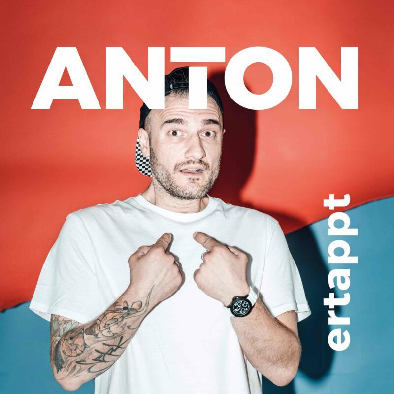 Anton - ertappt_Cover