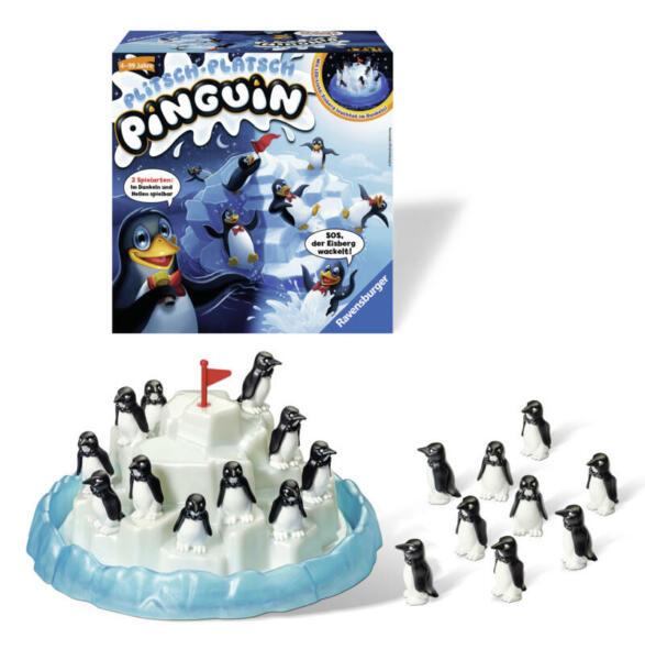 Plitsch Platsch Pinguin_Freisteller