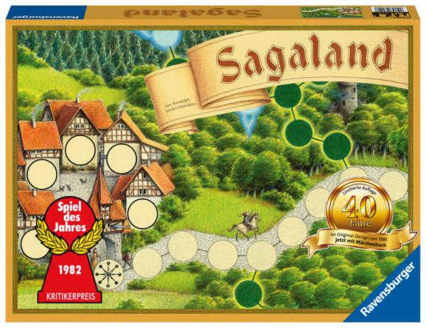 Sagaland von Ravensburger