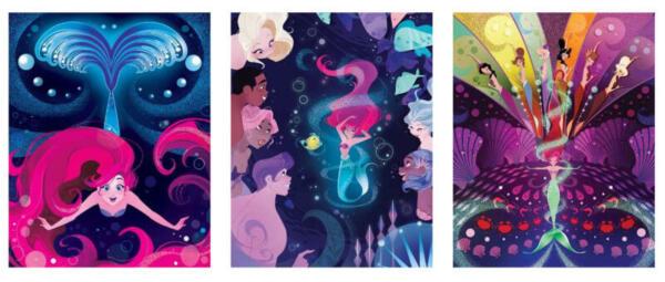 Disney Prinzessinnen. Arielle