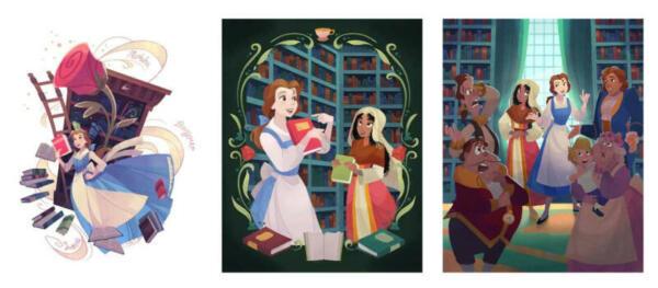Disney Prinzessinnen: Belle