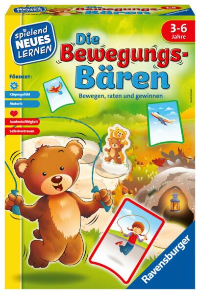 SNL Die Bewegungs-Bären
