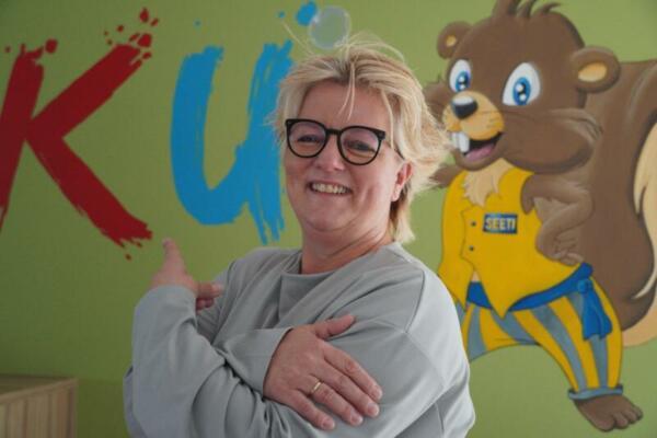 Beate Böse, Direktorin des SEETELHOTEL Kinderresort Usedom