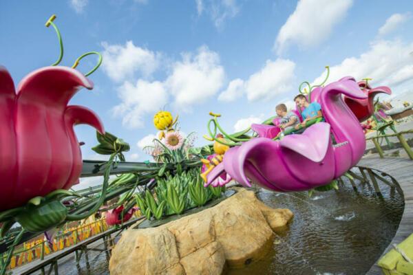 Posa_Ferienpark_Blütenkarussell
