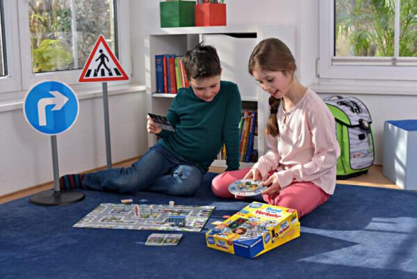 Rund um den Verkehr von Ravensburger_Kinder spielen