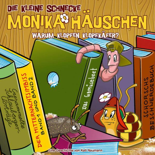 Monika Häuschen – Warum klopfen Klopfkäfer? Packshot