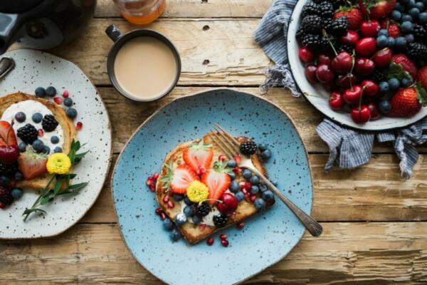 French_toast_fruit