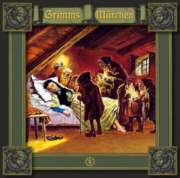 Grimms Märchen_CD_Titania_Schneewittchen