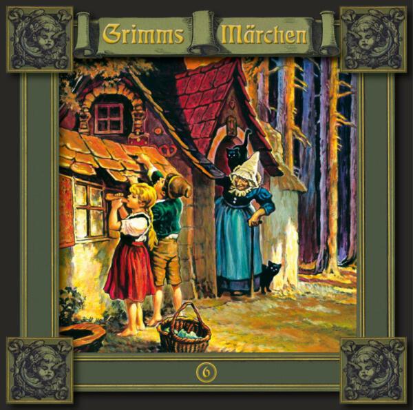 Grimms Märchen_CD_Titania_Hänsel_und_Gretel
