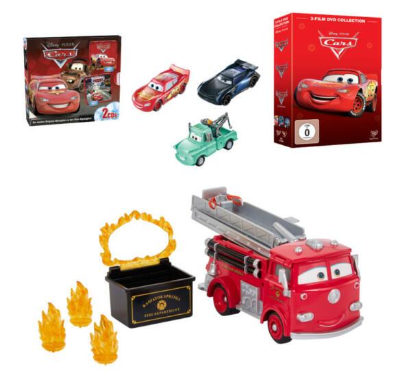 Cars Gewinnspiel KidsLife Preise