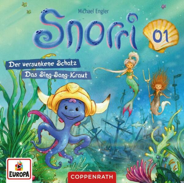 Snorri CD Cover